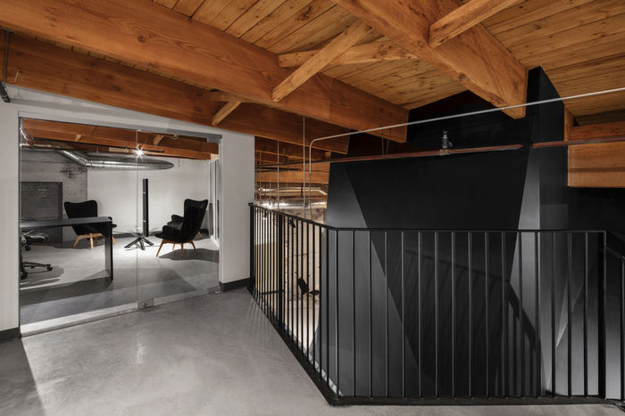 Architecture-Preserving Offices