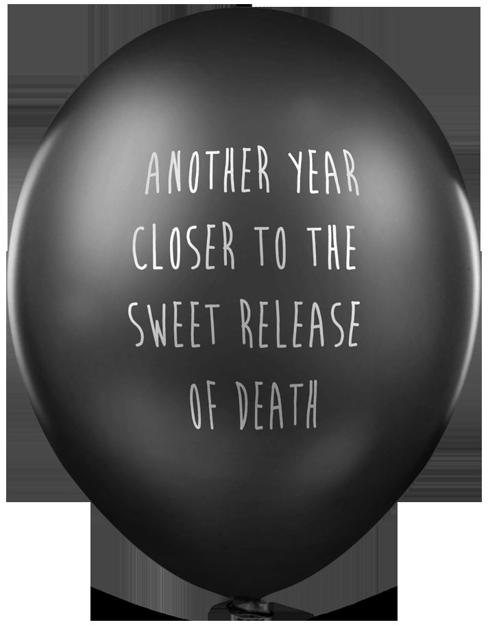 Satirical Celebration Balloons