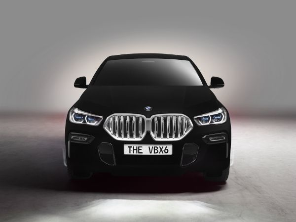 Ultra Black Luxury Cars Black Bmw X6