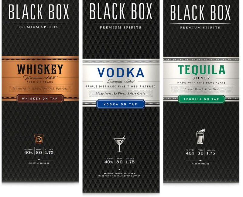 Sophisticated Boxed Spirits