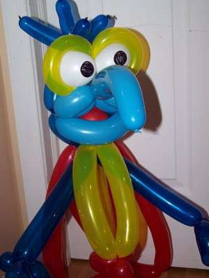 Adorable Muppet Balloons