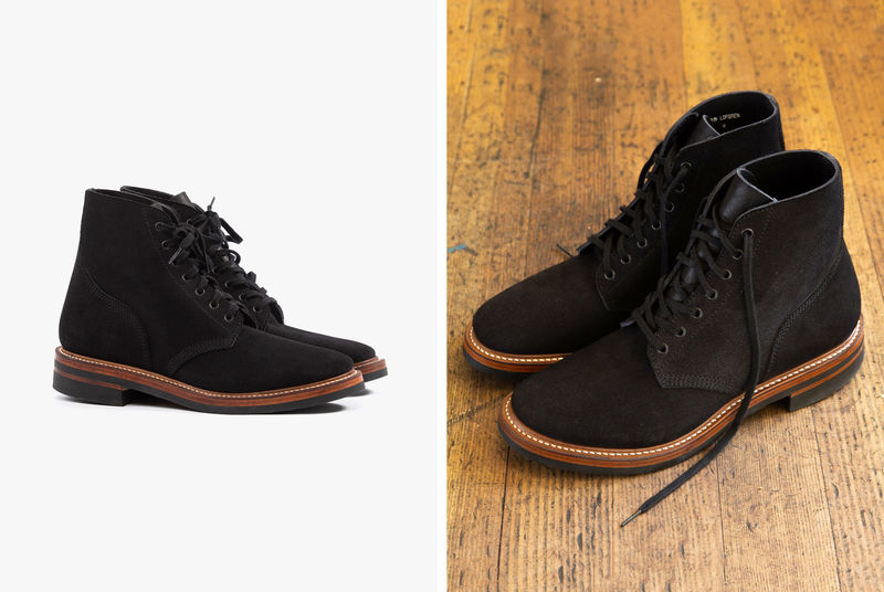 Exclusive Steerhide Boots