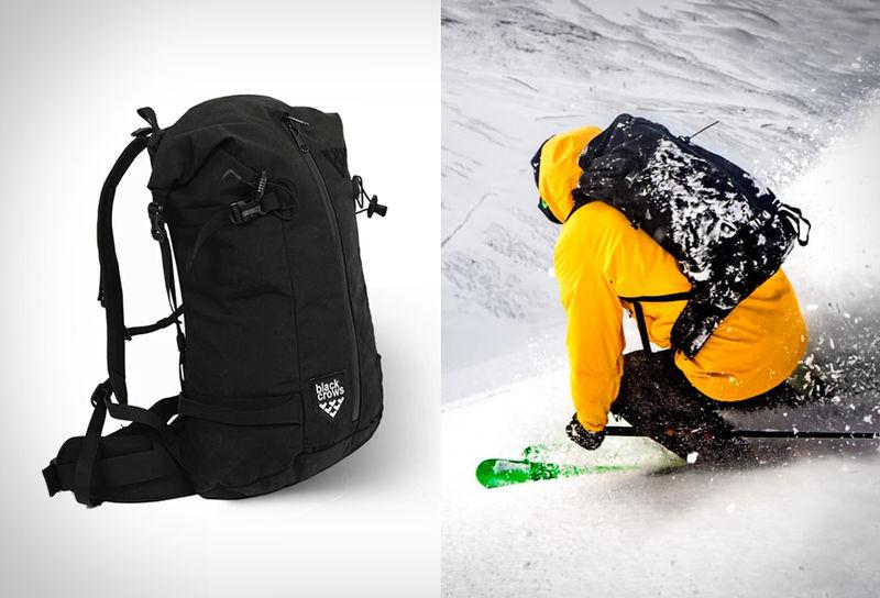 Technical Urban-Inspired Backpacks