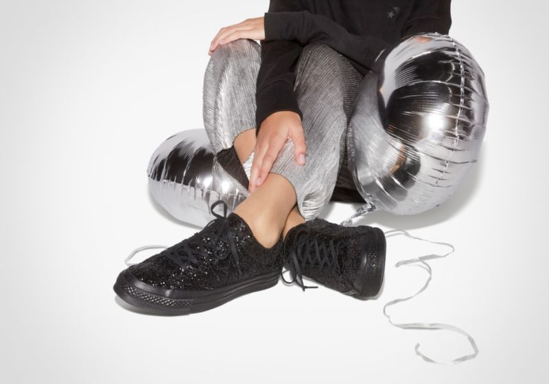Glamorous Glittery Footwear Designs