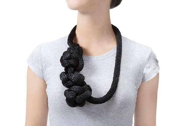 Chunky Rope Jewelry