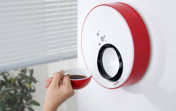 Wall-Mounted Coffee Makers