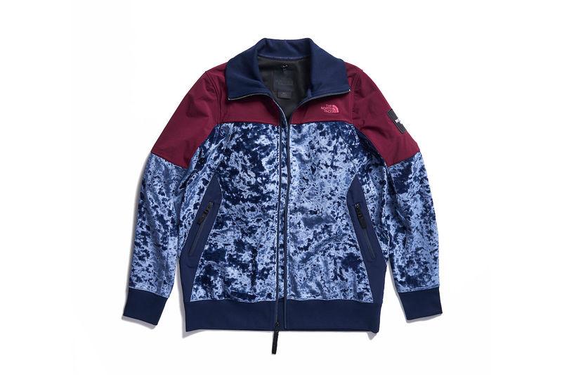 Practical Velvet-Clad Jackets