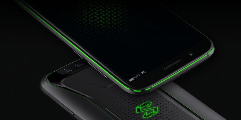 Gaming-Focused Smartphones