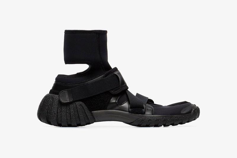 Hybrid Haute Fashion Shoes