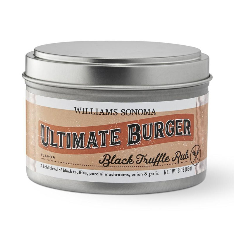 Luxury-Minded Burger Rubs