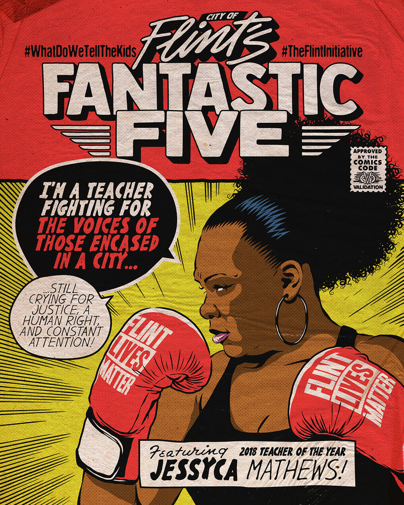 Community-Empowering Comic Book Covers