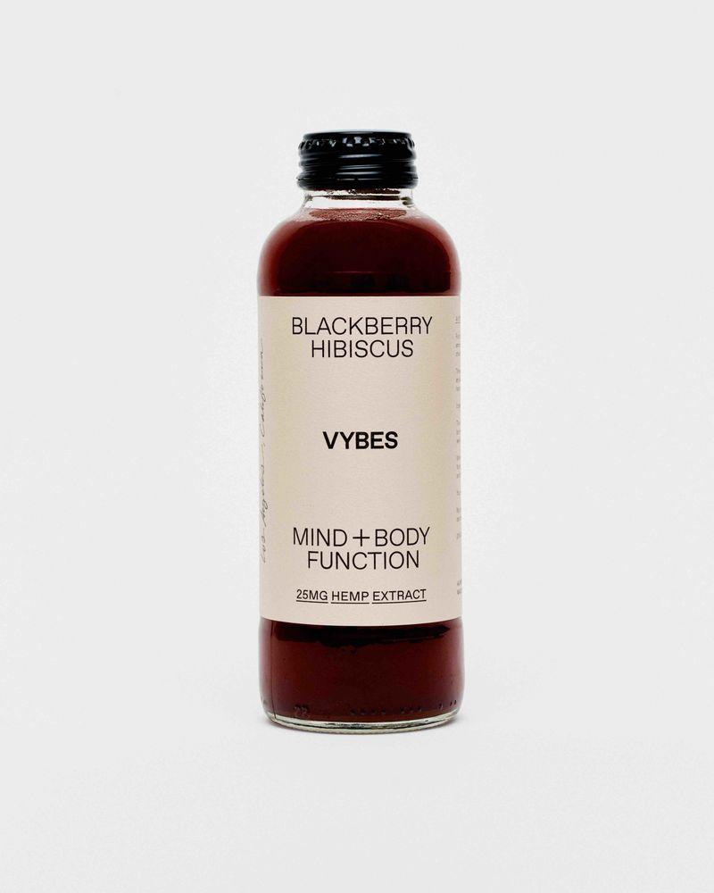 Tart Berry CBD Beverages