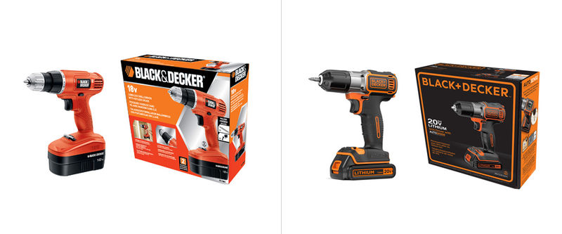 Power Tool Rebranding