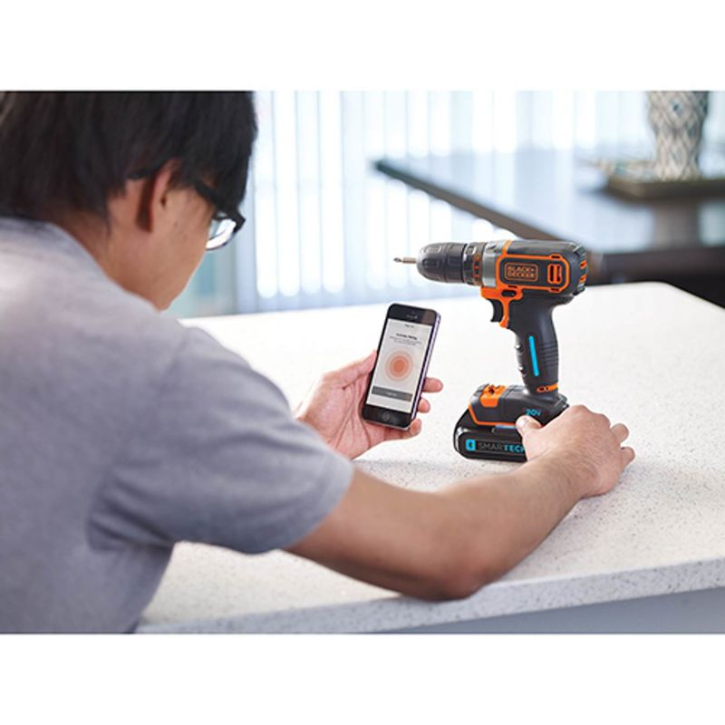 App-Connected Power Tools