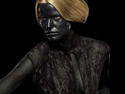 Charcoal Makeup