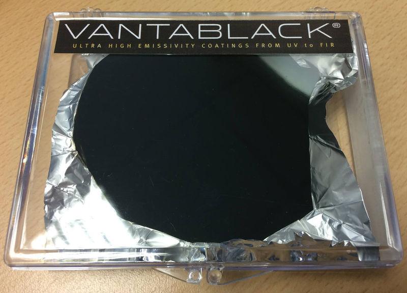 Absorbent Black Materials
