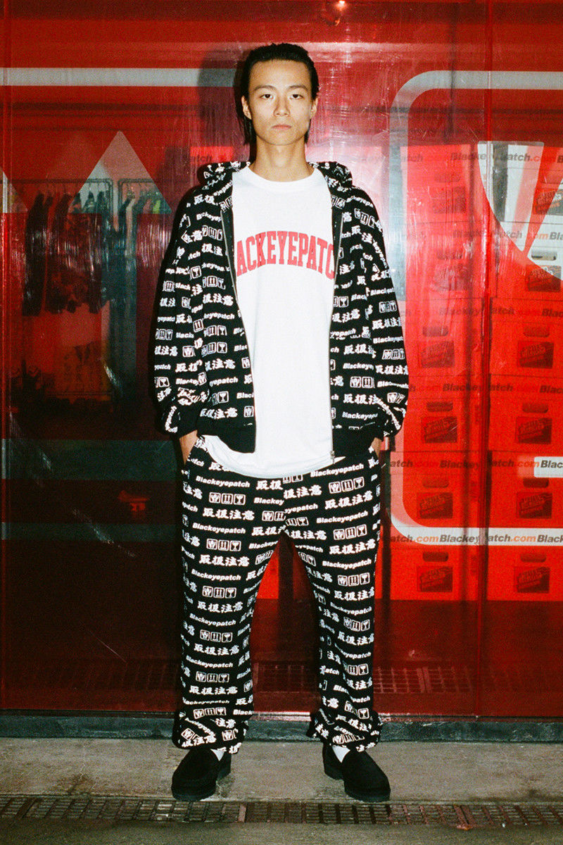 Hip Hop-Inspired Industrial Streetwear