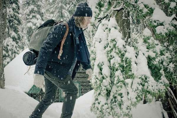 Rugged Winter Menswear