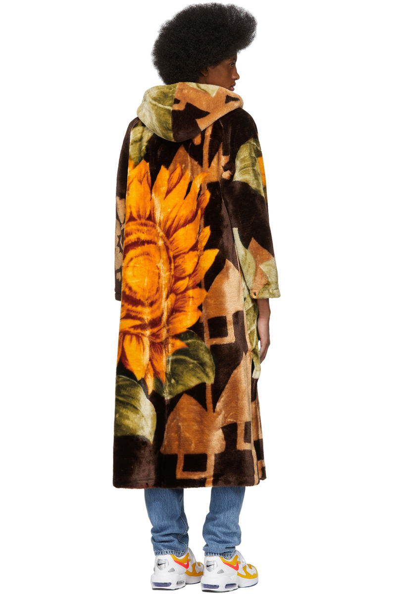 Upcycled Blanket Coat Designs
