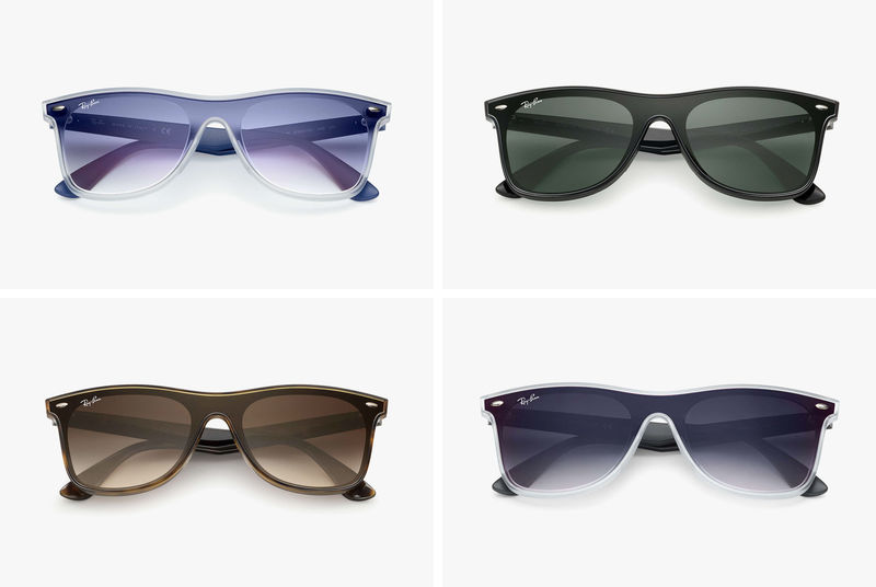 Luxurious Gradient Sunglasses