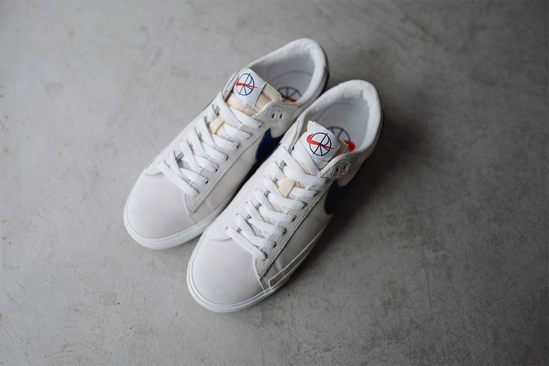 White Suede Soft Sneakers