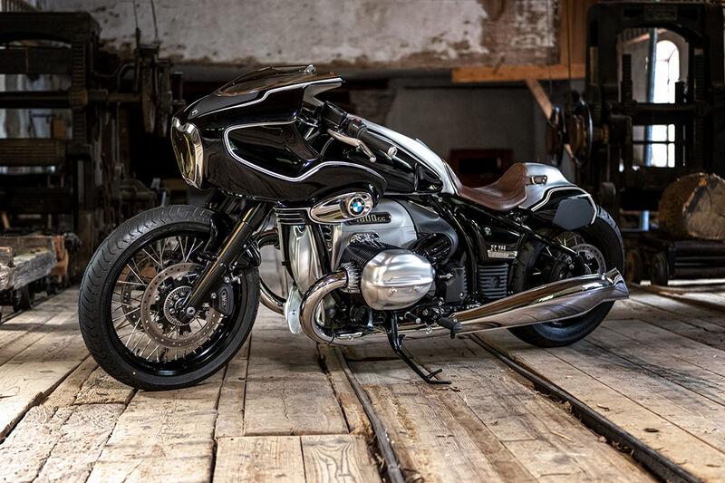 Neo-Retro Motorcycle Designs