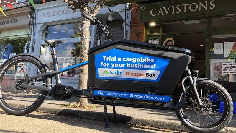 Dublin Electric Cargo Initiatives