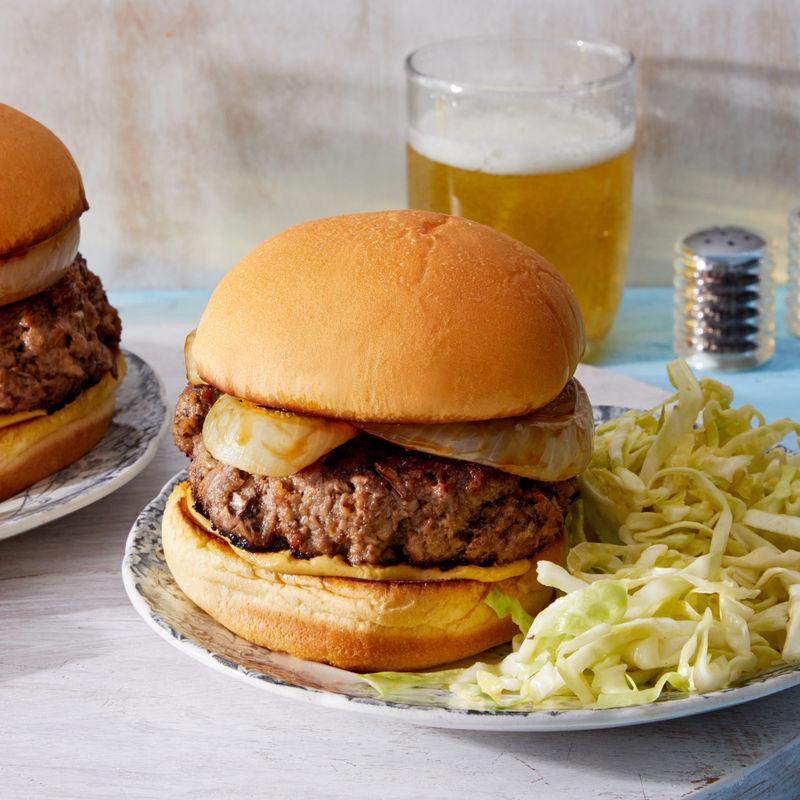 Hybrid Burger Patties
