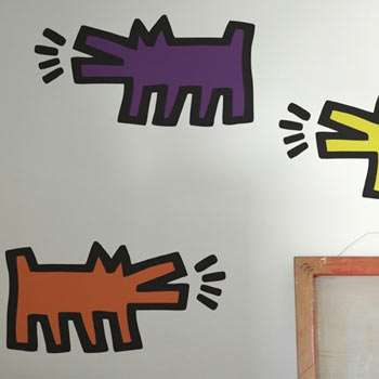 Pop Art Decals
