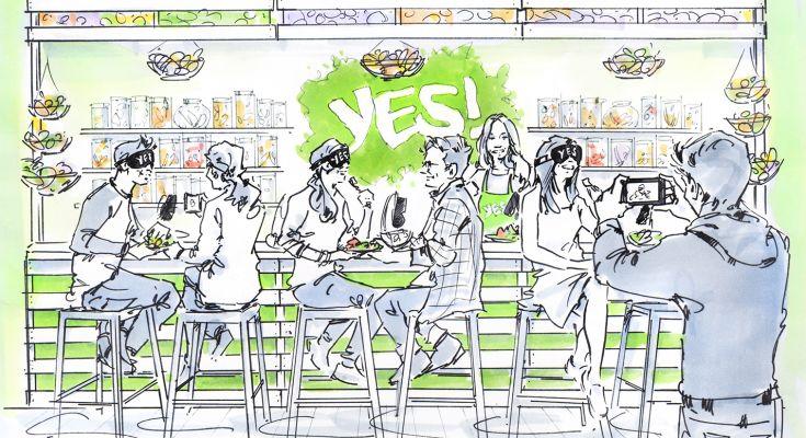 Blindfolded Food Bars
