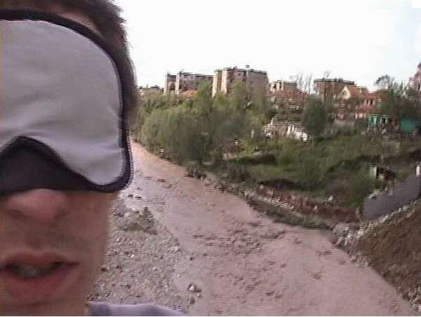 Blindfolded Sightseeing