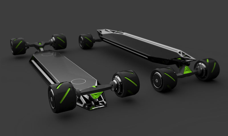 Powerful Electric Skateboards