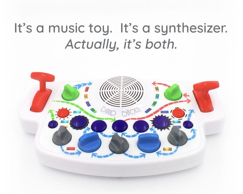 Toddler-Focused Synthesizer Toys