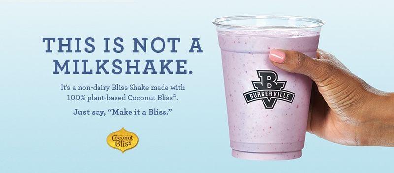Plant-Based Vegan Shakes