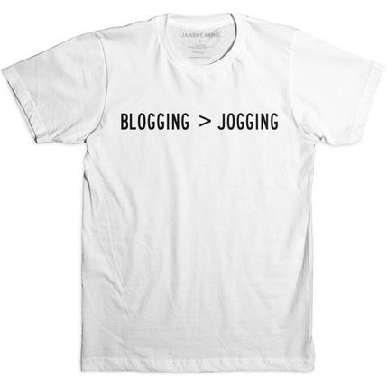 Happy Blogging Tees