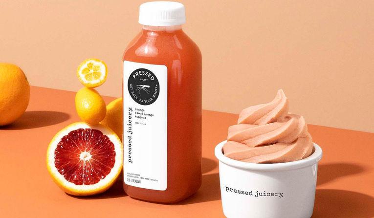 Plant-Based Creamsicle Desserts