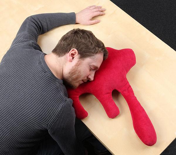 Blood-Splattered Cushions
