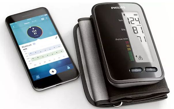 Bluetooth Blood Pressure Monitors
