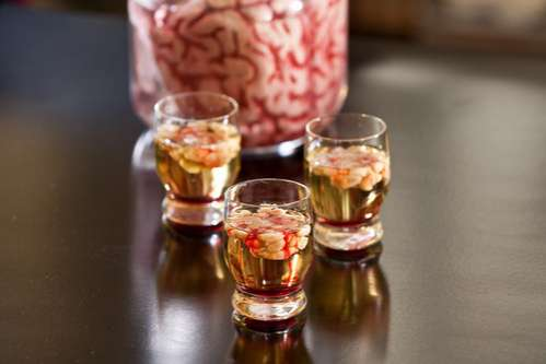 Bloody Brain Shooters