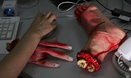 Macabre Desk Accessories