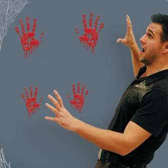 Gory Wall Decals