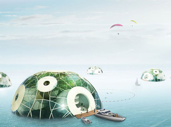 Seaworthy Air Purification Biomes