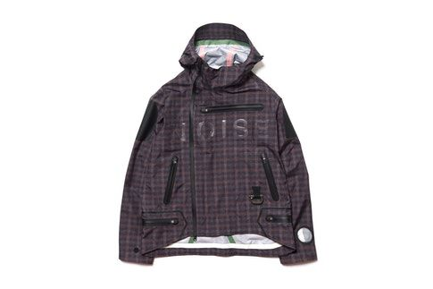 Waterproof Checkered Jackets