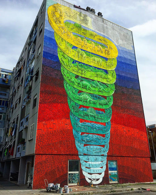 Apocalyptic Street Art