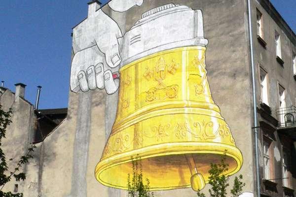 Divine Inspiration Graffiti