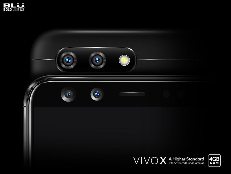 Four-Camera Smartphones