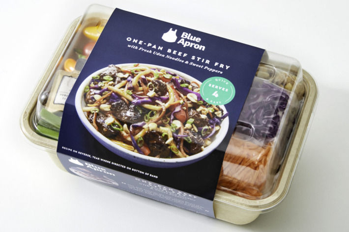 Supermarket-Ready Meal Kits