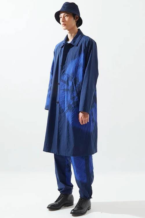 Rich Indigo-Tinged Spring Fashion