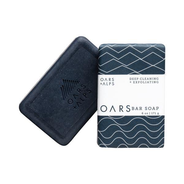 Blue Charcoal Soap Bars