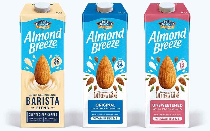 Heritage-Inspired Nut Milk Branding